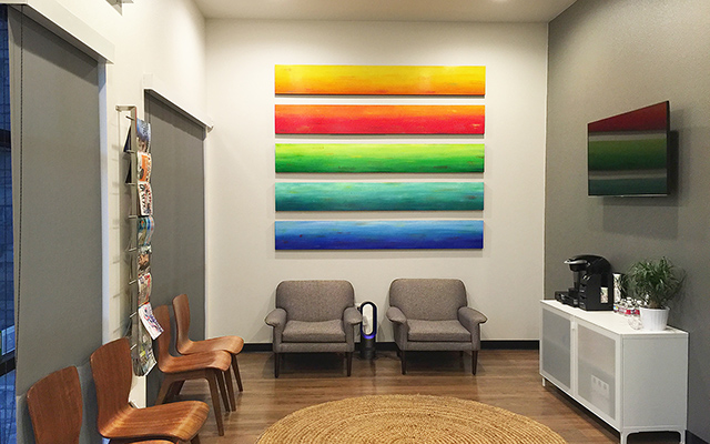 Waiting Room Art | Lobby Art | Healthcare Art | Corporate Art | Rosemary Pierce