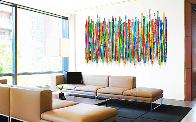 Original Corporate Art | Waiting Room Art | Rosemary Pierce