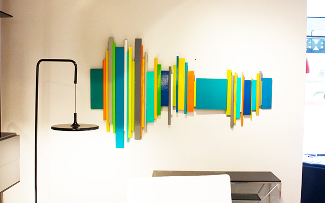 3D Original Wall Art | Corporate Wall Art | Rosemary Pierce Modern Art