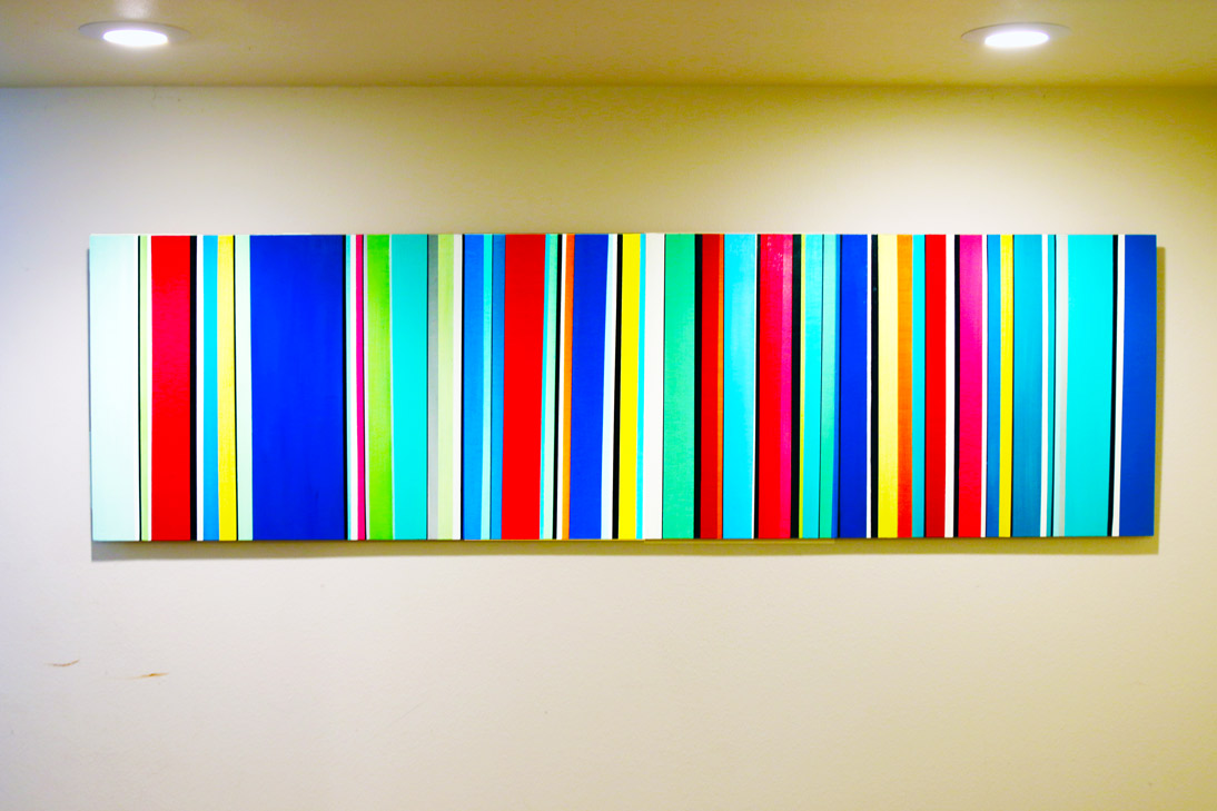 Contemporary Healthcare Art | Modern Hospital Art | Corporate Artwork | Rosemary Pierce